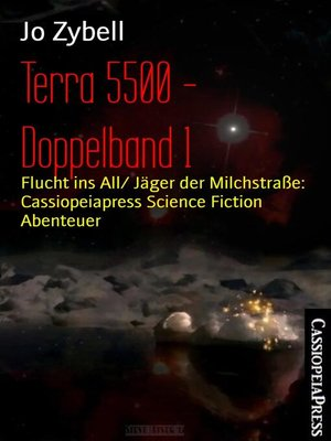 cover image of Terra 5500--Doppelband 1