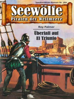 cover image of Seewölfe--Piraten der Weltmeere 360