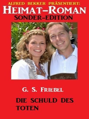 cover image of Die Schuld des Toten