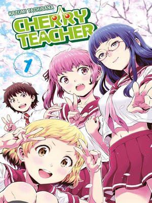 cover image of Cherry Teacher, Band 1