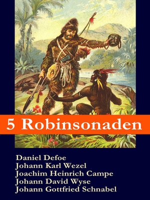 cover image of 5 Robinsonaden