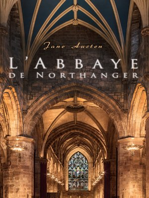 cover image of L'Abbaye de Northanger