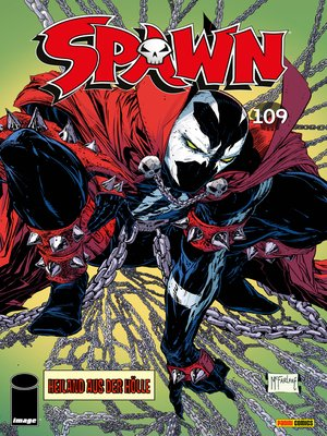 cover image of Spawn, Band 109