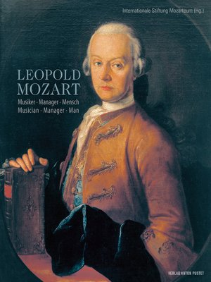 cover image of Leopold Mozart