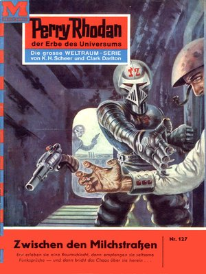 cover image of Perry Rhodan 127