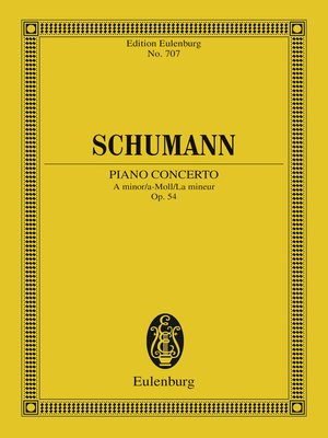 cover image of Piano Concerto a minor