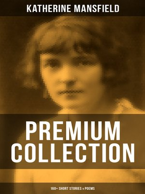 cover image of Katherine Mansfield--Premium Collection