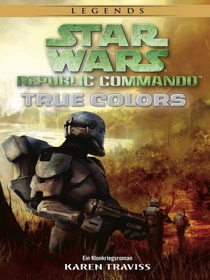 cover image of Republic Commando--True Colors
