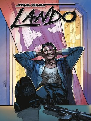 cover image of Star Wars Sonderband 90--Lando