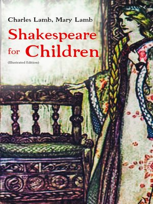 cover image of Shakespeare for Children (Illustrated Edition)