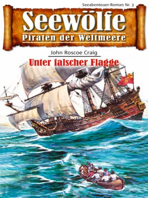 cover image of Seewölfe--Piraten der Weltmeere 3