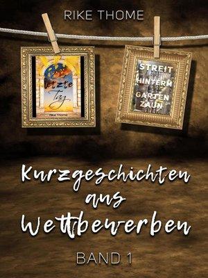 cover image of Kurzgeschichten aus Wettbewerben