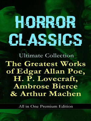 cover image of Horror Classics Ultimate Collection