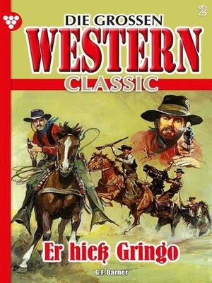 cover image of Die großen Western Classic 2