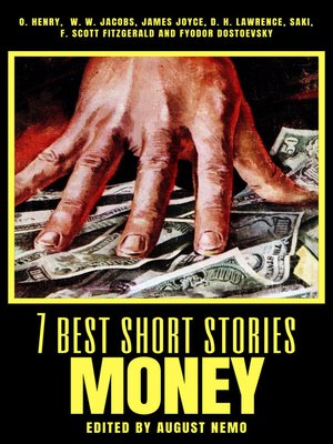 cover image of 7 best short stories--Money