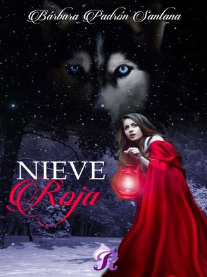 cover image of Nieve roja