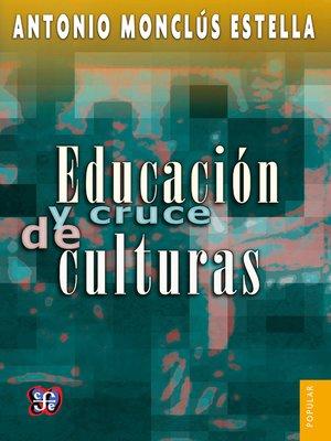 cover image of Educación y cruce de culturas