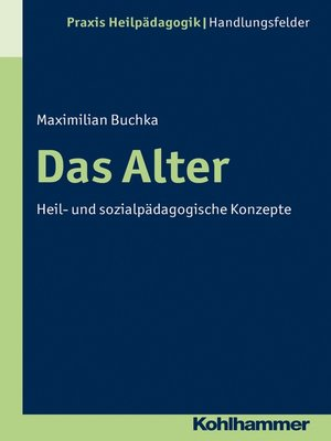 cover image of Das Alter