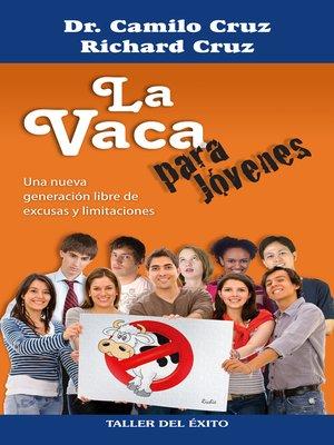 cover image of La vaca para jóvenes