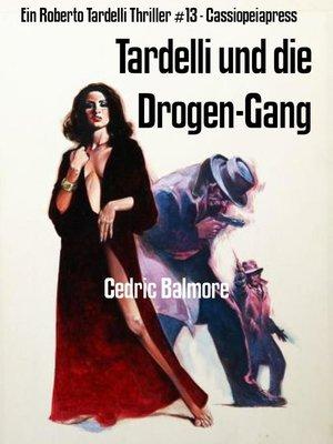 cover image of Tardelli und die Drogen-Gang