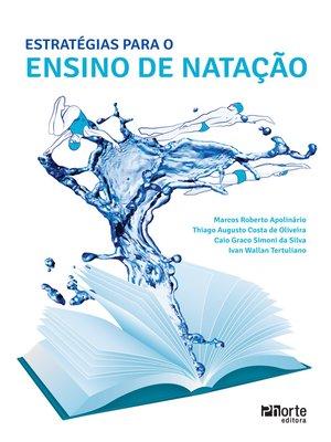 cover image of Estratégias para o ensino de natação