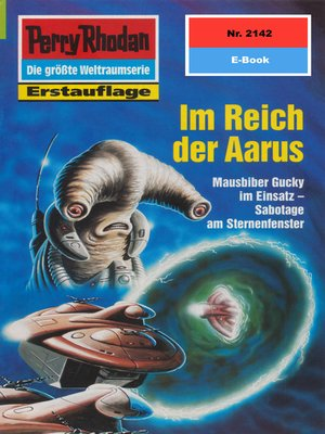 cover image of Perry Rhodan 2142