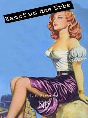 cover image of Kampf um das Erbe