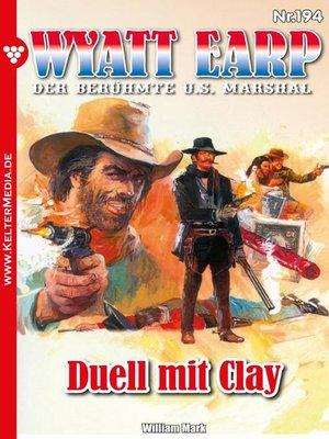 cover image of Wyatt Earp 194 – Western