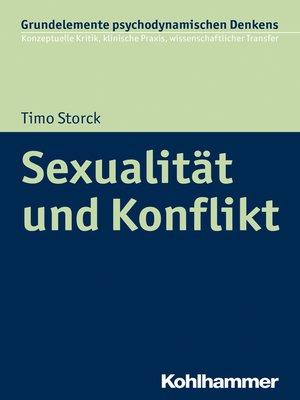cover image of Sexualität und Konflikt