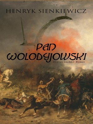 cover image of Pan Wolodyjowski (Historischer Roman)
