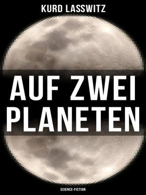 cover image of Auf zwei Planeten (Science-Fiction)
