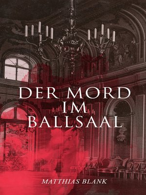 cover image of Der Mord im Ballsaal