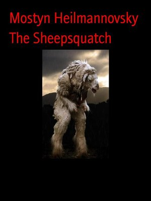 cover image of The Sheepsquatch