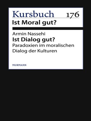 cover image of Ist Dialog gut?