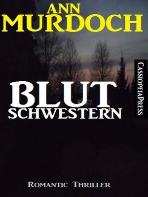 cover image of Ann Murdoch Romantic Thriller