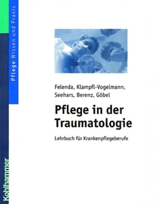 cover image of Pflege in der Traumatologie