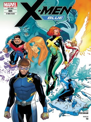 cover image of X-Men