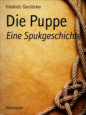 cover image of Die Puppe