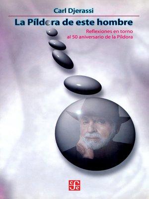 cover image of La píldora de este hombre