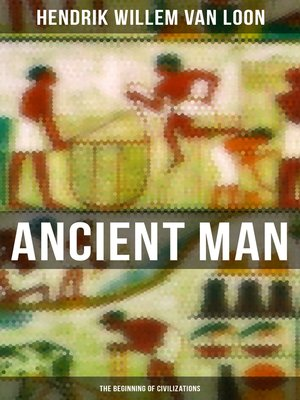 cover image of Ancient Man