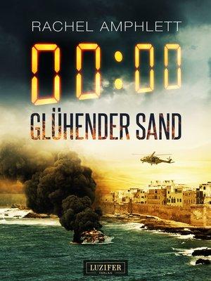 cover image of GLÜHENDER SAND