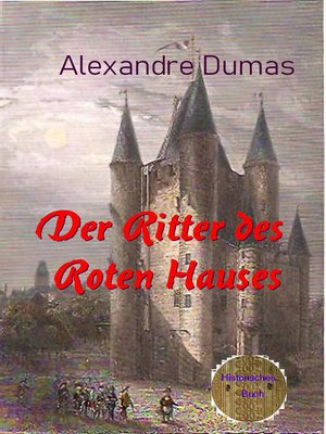 cover image of Der Ritter des Roten Hauses