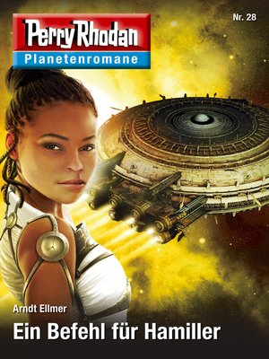 cover image of Planetenroman 28
