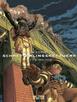 cover image of Schmetterlingsnetzwerk. Band 2
