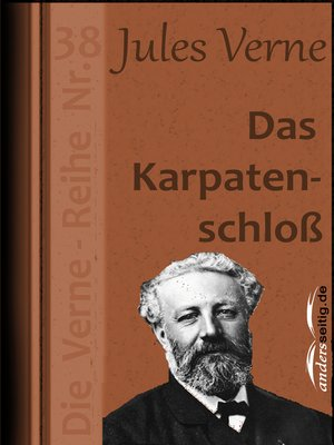cover image of Das Karpatenschloß