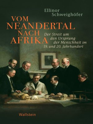 cover image of Vom Neandertal nach Afrika