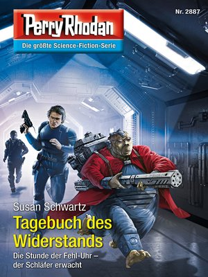 cover image of Perry Rhodan 2887