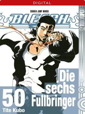 cover image of Bleach 50