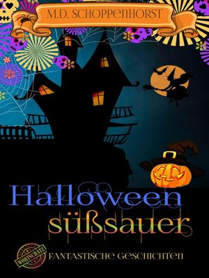 cover image of Halloween süßsauer
