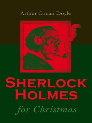 cover image of Sherlock Holmes for Christmas